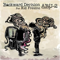 Arμ-2、Kid Fresinoとのジョイント作『Backward Decision』よりMV公開