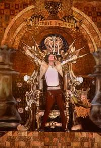 マイケル・ジャクソンが最新ホログラムで復活、米ビルボード・ミュージック・アワードで新曲を生パフォーマンス