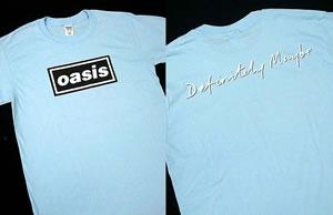 特製Tシャツが当たる、CROSSBEAT「オアシスの1曲」投票企画が実施中