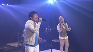"""ミスチル桜井&GAKU-MC""""ウカスカジー""""がNHK『SONGS』出演、サッカー日本代表応援ソングを披露"""