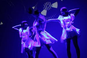 Perfumeがアメリカへライヴで初上陸〈Perfume WORLD TOUR 3rd〉開催決定