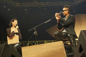 長渕 剛がNHK『SONGS』に3回目の出演、ファンとのトークは冨永 愛が進行