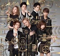 AAA、ニュー・アルバム『GOLD SYMPHONY』を10月にリリース