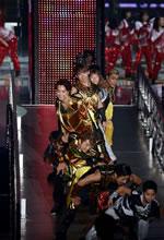 """EXILE TRIBE PERFECT YEAR 2014""を締めくくるドーム・ツアー、東京公演が開催"