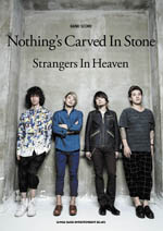 Nothing's Carved In Stone、6thアルバムのマッチング・バンド・スコア発売