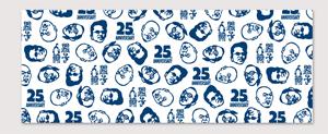 """人間椅子のベスト初回盤にはメンバーの顔デザイン""""手ぬぐい""""付き、大阪・名古屋でもワンマン開催"""