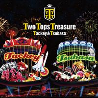 タッキー&翼の新作『Two Tops Treasure』のジャケットが公開