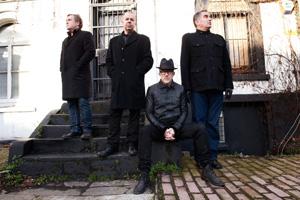 ザ・ポップ・グループ、35年ぶりのアルバムから、先行シングル「マッド・トゥルース」の音源を公開