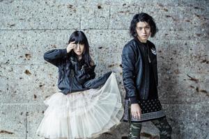 """神田沙也加とBillyのユニット""""TRUSTRICK""""、2ndアルバム『TRUST』発売決定"""