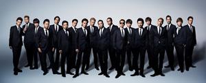 EXILE、3年ぶりのオリジナル・アルバム『19 -Road to AMAZING WORLD-』発売決定