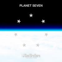 三代目 J Soul Brothers新作『PLANET SEVEN』のビジュアルが公開
