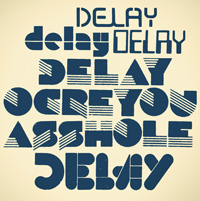 OGRE YOU ASSHOLE × Mark McGuire、2マン・ライヴ〈DELAY 2015〉開催決定