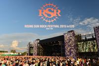RISING SUN ROCK FESTIVAL��Perfume�ʤɽб饢���ƥ�����16�Ȥ���ȯɽ