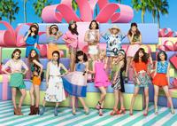 E-girls新曲「Anniversary!!」、夏満載のMVが公開