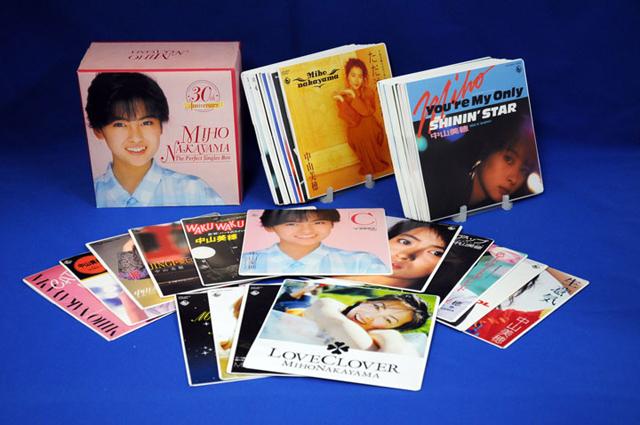 30th Anniversary THE PERFECT SINGLES BOX