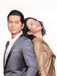 ドリカム11年ぶりに「やさしいキスをして」TV披露&福山雅治は新曲、フジテレビ『水曜歌謡祭』