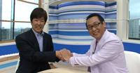 さだまさし×ジャパネットたかた・高田 明、コラボCMが公開
