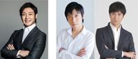 つるの剛士、吉岡毅志、高野八誠が登壇、ウルトラマンダイナ・ガイアのBD-BOX発売記念イベントが開催