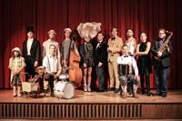 『坂道のアポロン』などアニソンをジャズ・カヴァー、プラチナ・ジャズ最新作は歌が満載