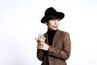 中田裕二の新作『LIBERTY』発売決定、年末は日本橋三井ホールでワンマン2デイズ開催