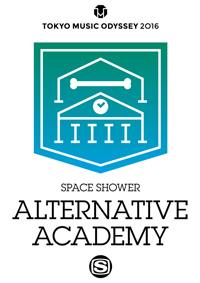オウガ、cero、D.A.N.ら出演〈SPACE SHOWER ALTERNATIVE ACADEMY〉開催