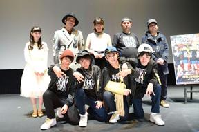 中学生5人組ヒップホップ・グループ、MAGiC BOYZの初主演映画『イカれてイル?』公開