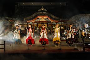 ももいろクローバーZ、〈男祭り2015 in 太宰府〉をBlu-ray&DVDでリリース