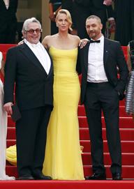 プリンス追悼パフォーマンスも披露された〈第69回カンヌ映画祭〉開会式をムービープラスで放送
