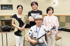 ��ʤ�Ű����륯�饦�ǥ�������ְ�ǵ��б顡NHK FM�ǡֵ����»ˤβ���̱��������������