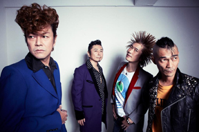 パンクロック・バンド、SAのニュー・アルバム『WAO!!!!』10月発売