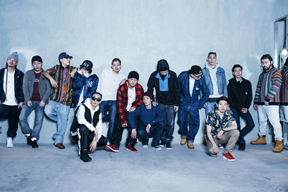 KANDYTOWN、アルバムを携えたワンマン・ツアー〈KANDYTOWN 5CITY TOUR〉を開催