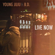 YOUNG JUJU、jjj&B.D.とのコラボ曲「LIVE NOW」トレーラー映像を公開