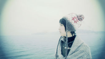 ESTACIONの新作MV「カシュカシュ」公開 日本最寒記録を持つ北海道・幌加内町が撮影協力