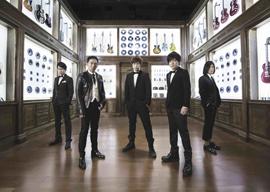武道館公演を控えるMayday、アルバム『自伝 History of Tomorrow』の日本限定盤発売
