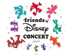 屋比久知奈、ROLLYら出演〈フレンズ・オブ・ディズニー・コンサート〉開催決定