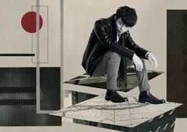 中田裕二、約1年4ヵ月ぶりのニュー・アルバム『thickness』をリリース