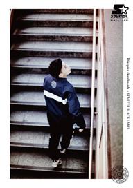 Diaspora skateboardsとSTARTER BLACK LABELのコラボ・コレクションが始動