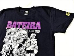 バロン吉元と寺田克也の二人展〈バッテラ〉開催 ハードコアチョコレートからコラボTシャツ登場