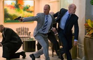 ブルース・ウィリス出演最新作、ノンストップ・アクション「マローダーズ / 襲撃者」公開