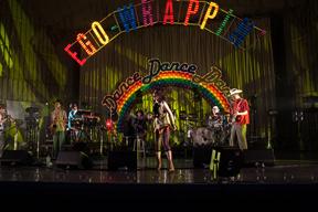 EGO-WRAPPIN'、夏のワンマン・ライヴ〈Dance, Dance, Dance〉開催を発表
