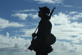 塚本晋也監督作、映画『野火』 昨年に続きアンコール上映開催