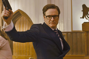 〈爆音映画祭 in 109シネマズ名古屋〉『キングスマン』をレイトショーで追加上映