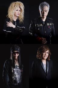 筋肉少女帯、オリジナル・アルバム『Future!』を10月にリリース