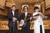 くるり、創業20周年のジェイアール京都伊勢丹に新曲「特別な日」を提供