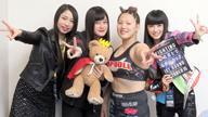 "KINGレイナがRIZIN入場曲に使用、女子高生バンド""DROP DOLL""12月にメジャー・デビュー"