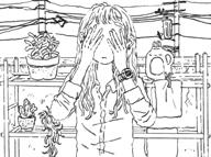 安川有果監督の短編「永遠の少女」、〈SHINPA vol.6〉にて上映 主題歌は泉まくら