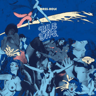 MASS-HOLE、ビート・アルバム『BLUE TAPE』のジャケット・アートワークを公開