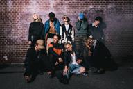 ヒップホップ・クルー、kiLLaが1stアルバム『GENESIS』をリリース 「Murasaki」MV公開