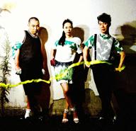 藤井 隆、レイザーラモンRG、椿 鬼奴の音楽ユニットが約2年半ぶりにライヴを開催