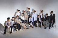 13人組ボーイズ・グループ、SEVENTEENが日本デビュー AbemaTVで生配信を実施